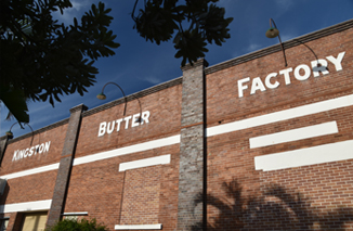 Kingston Butter Factory Innovation Hub